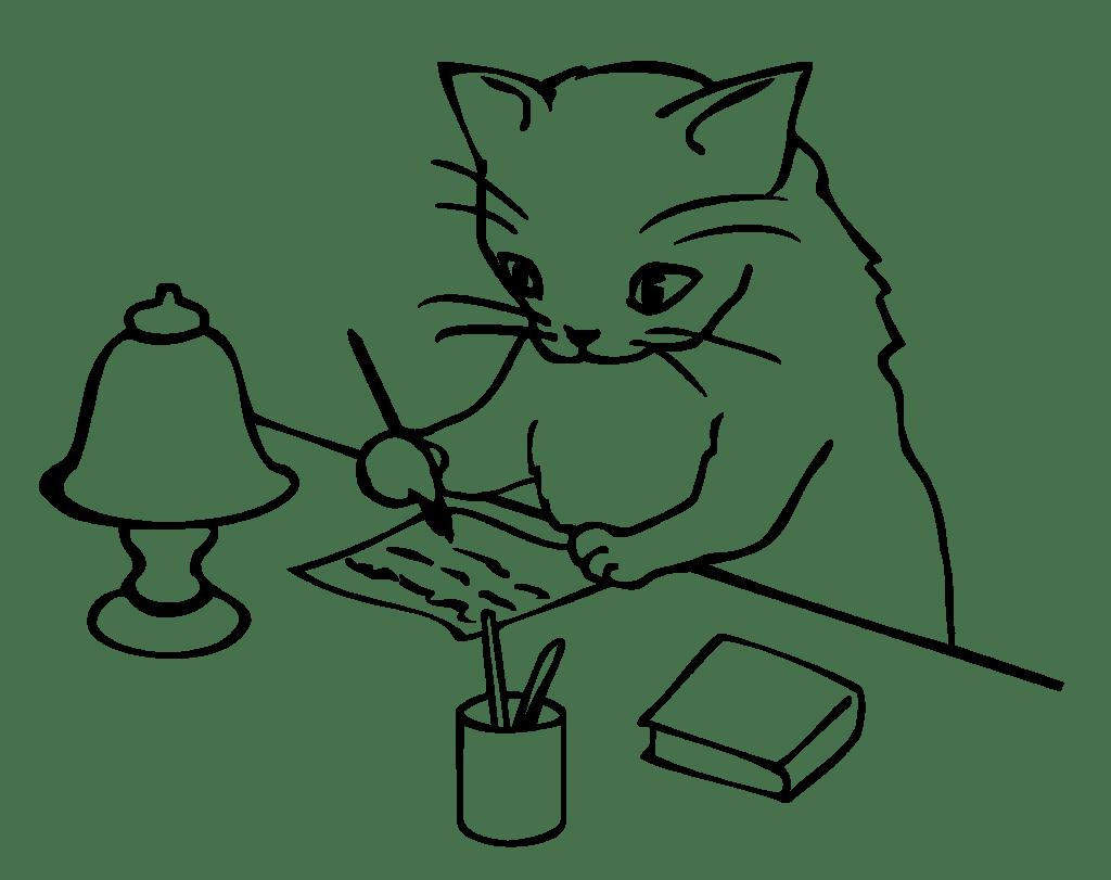 愛游泳的貓部落格