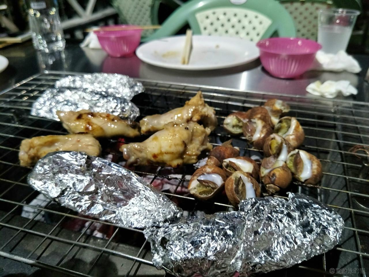 民宿代訂-小琉球BBQ自助烤肉吃到飽-品鮮