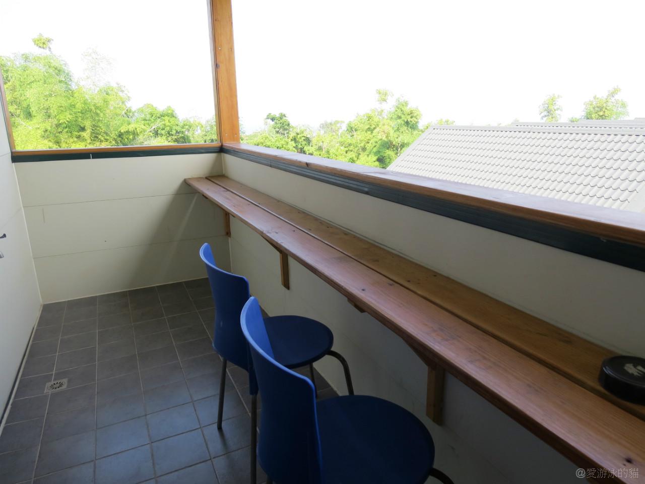 小琉球民宿-源和居日出雙人房有陽台可看到海
