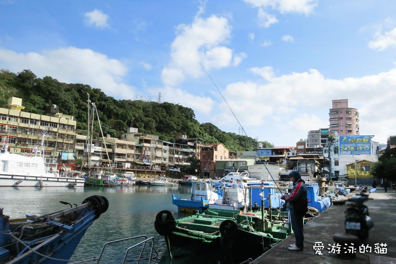 基隆正濱漁港, 基隆一日遊,基隆IG打卡景點